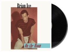 Brian Ice on the moon Vinyl